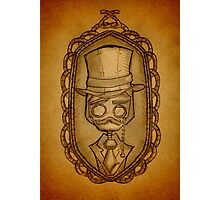 The Dapper Robot Photographic Print