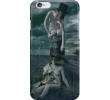Eros and Psyche iPhone Case/Skin