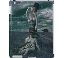 Eros and Psyche iPad Case/Skin