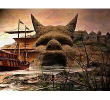 Voyage To Citadel Laufeia Photographic Print