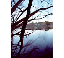 Lake Daylesford Photographic Print