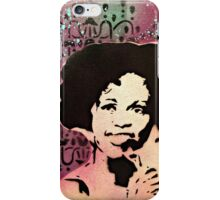 whitney houston iPhone Case/Skin