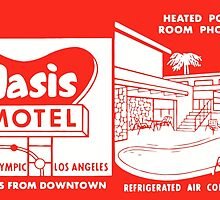 OASIS MOTEL by RETROADS