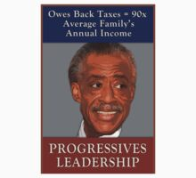 The Progressives - Cocaine Al Sharpton by will-barger