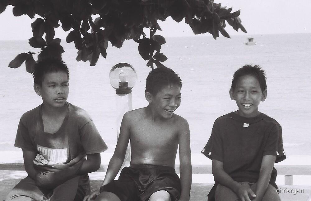 Malay Children by chrisryan