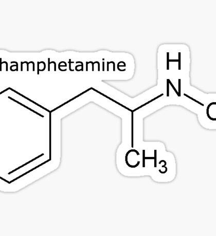 Methamphetamine Sticker