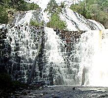 Tasmania Dip Falls by photoj