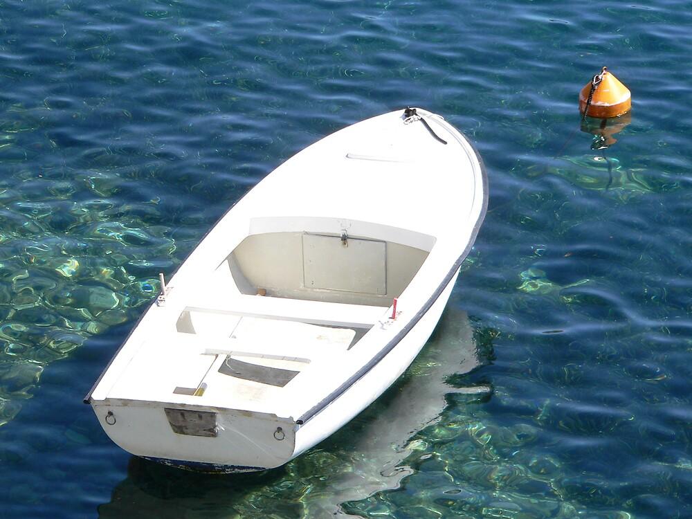 Korcula Boat by Jacko