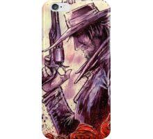 Last Comes Gunfire iPhone Case/Skin