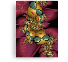 Inner Child - Masked Ladies at the Ball Canvas Print