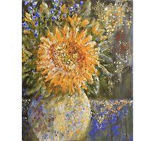 The Sunflower Photographic Print