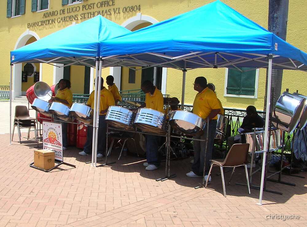Steel Drums by christyashe