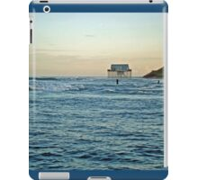 Location, Location, Location!  Stick House on The Ocean iPad Case/Skin