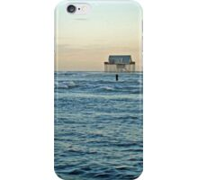 Location, Location, Location!  Stick House on The Ocean iPhone Case/Skin