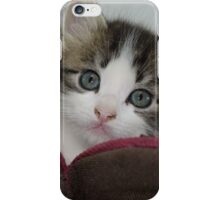 What do you mean my face is dirty?  iPhone Case/Skin