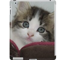 What do you mean my face is dirty?  iPad Case/Skin