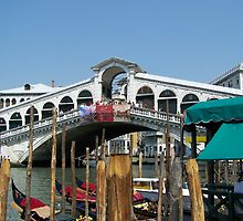 Rialto Bridge by Liam Rand