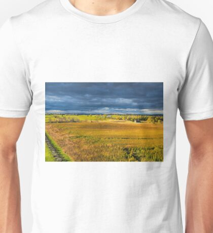 Brooding Battlefield Unisex T-Shirt