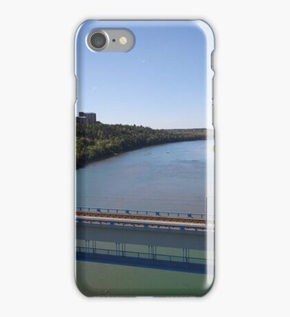 North Saskatchewan River iPhone Case/Skin