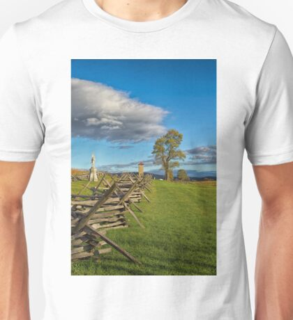 Antietam Memorial Unisex T-Shirt