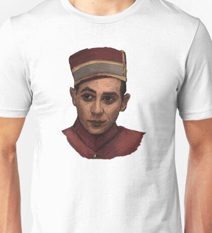 Pee Wee Herman (colour) Unisex T-Shirt
