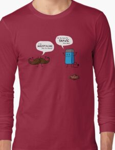 Mo' Pun-ny, Mo' Problems Long Sleeve T-Shirt