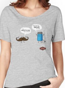 Mo' Pun-ny, Mo' Problems Women's Relaxed Fit T-Shirt