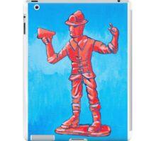 Fireman iPad Case/Skin