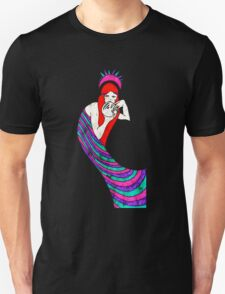 Fortune Teller T-Shirt by Allie Hartley  Unisex T-Shirt