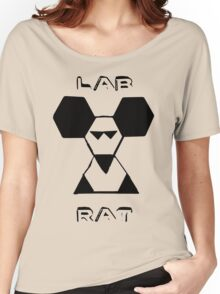 Lab Rat Women's Relaxed Fit T-Shirt