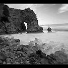 mythical coastline... by Tony Middleton