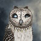 The Seer Owl by amandamakepeace