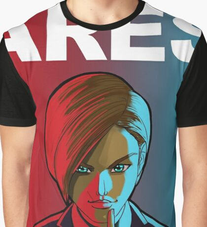 ARES Graphic T-Shirt