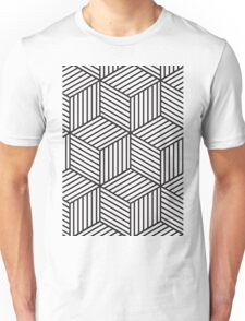 Abstract line work Unisex T-Shirt