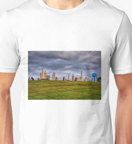 Hilltop Graveyard Unisex T-Shirt