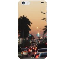 Rush Hour iPhone Case/Skin
