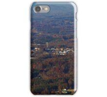 Town of Pilot Mountain, NC iPhone Case/Skin