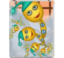 Inner Child - Bananas Outside in the Snow iPad Case/Skin