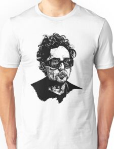 Icon: Tim Burton Unisex T-Shirt