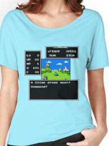 A Slime Draws Near Women's Relaxed Fit T-Shirt
