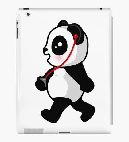 Singing Panda iPad Case/Skin