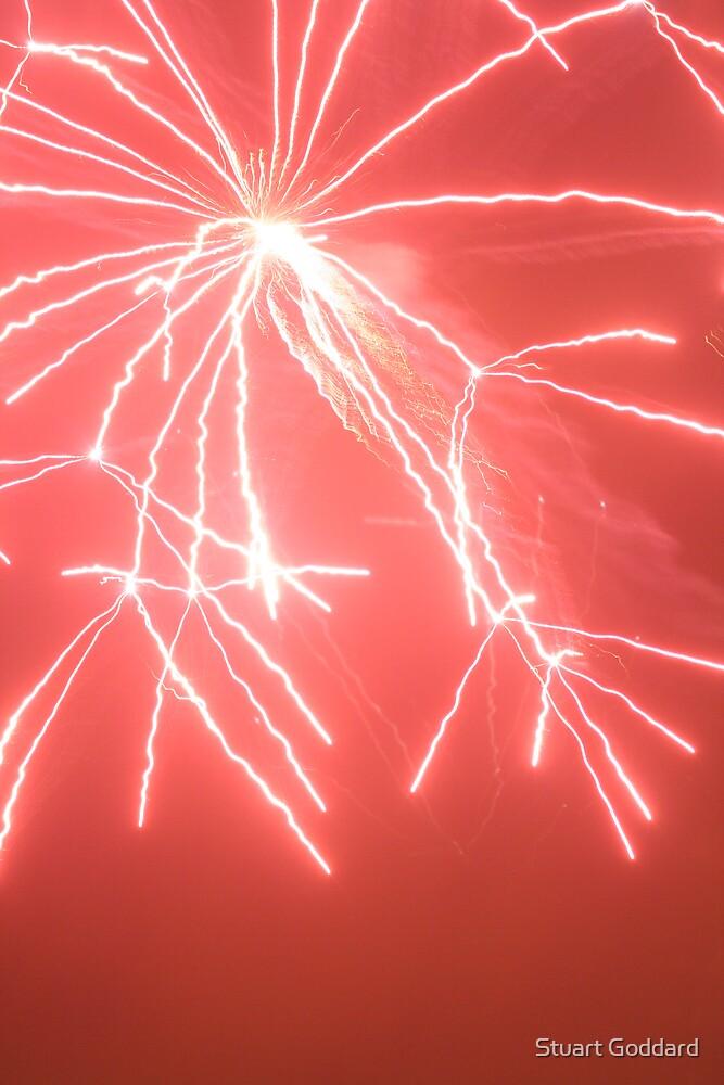 Firework I by Stuart Goddard