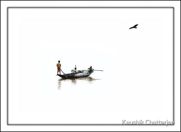 Fishing by Kaushik Chatterjee