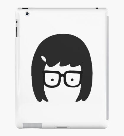 New Tina Belcher Merchandise iPad Case/Skin