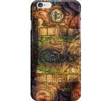 Graffiti-Christchurch iPhone Case/Skin