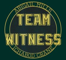 Team Witness. by MimoFinnih