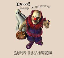 Freaky Frogster's Halloween Wish Unisex T-Shirt