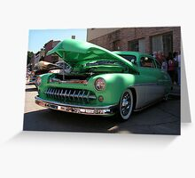 Kustom Props Greeting Card