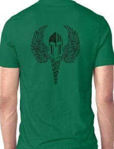 Spartan Caduceus Unisex T-Shirt