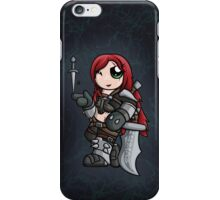 Sinister Shirt iPhone Case/Skin